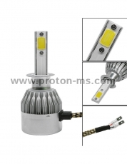 LED Headlight C6 H1 6000K 36W