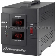 Voltage Regulator POWERWALKER AVR 2000 SIV, 2000VA