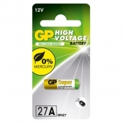 Alkaline battery GP12 V / 5 pcs. / Pack price for 1 pcs. / for alarms A23