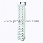 Rechargeable emergency light YT-928 with 92 LED diodes and remote control